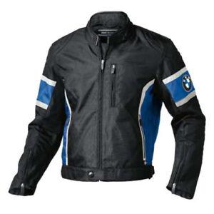 BMW Mens Racing Motorcycle Biker Leather jacket Motorbike Leather Jackets MOTOGP