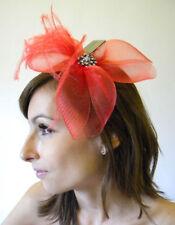 Rhinestones Headband Fascinators & Headpieces for Women