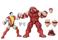 Marvel Legends 80th Anniversary X-Men Colossus & Juggernaut 2-Pack Toy kids rare