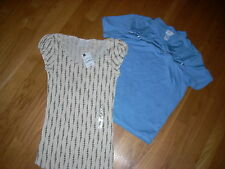 NEW LOT 2 TOP + NWT ARIZONA BRAND Tunic + Free CALVIN KLEIN M BTS DEAL!!! Sz 12