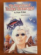 Dark Horse ADVENTURES OF LUTHER ARKWRIGHT TPB First Printing 1997; Bryan Talbot