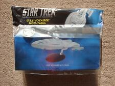 U.S.S. Voyager XL Edition + Magazine - Eaglemoss Hero Collector - NEW & SEALED