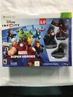 🔥Disney Infinity: Marvel Super Heroes 2.0 Xbox 360 Starter Pack 🔥