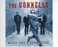 CD THE CONNELLSweird food & devastationEX (A1765)