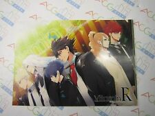 PS2 Game Vitamin R Rebirth for Amazing Supplement Boys Clear File Folder Japan