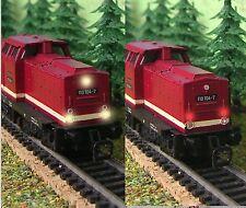 Bausatz LED-Licht warmweiß-rot für BR110 der BTTB