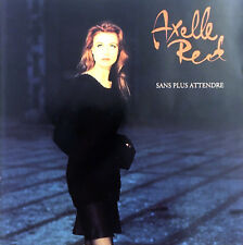 Axelle Red CD Sans Plus Attendre - Europe (EX/G)