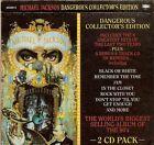 MICHAEL JACKSON RARE 1991 Australian DANGEROUS COLLECTOR'S EDITION BONUS 2 CD