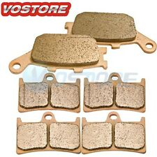 Front & Rear Sintered brake pads Fit Yamaha R1 YZF-R1 1000 2004 2005 2006