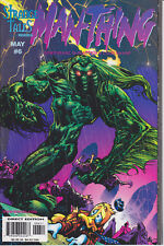 Man-Thing #6 and #7 (1997 3rd Series Marvel Comics), two comic lot, both VF+
