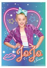 Jojo Siwa Neon Wall Poster,16569, Trends International 22x34 New & Sealed