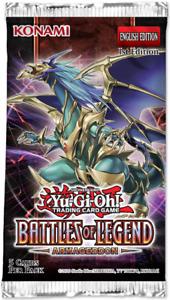 YuGiOh Battles of Legend Armageddon BLAR-EN Secret Ultra Rare Yugioh TCG Cards