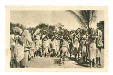 AFRICA ORIENTALE FANTASIA DI DONNE ERITREA COLONIE D'ITALIA INDIGENI ANNI '30