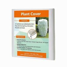 Agfabric Warm Worth Plant Cover Shrub Jacket for Frost Protection, Various Size