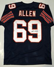 Jared Allen Signed / Autographed Navy Blue Pro Style Jersey- JSA Authenticated