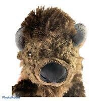 Wild Republic Bison Plush, Stuffed Animal, Plush Toy, Gifts for Kids, Cuddlekins