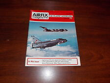 RARE OLD VINTAGE AIRFIX MODEL MAGAZINE FOR PLASTIC MODELLERS JULY 1975