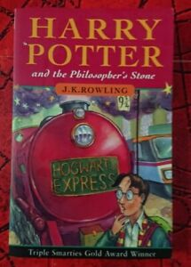 Harry Potter and the Philosopher's Stone By J.K. Rowling.