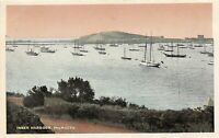 POSTCARD  CORNWALL -  FALMOUTH -  INNER HARBOUR