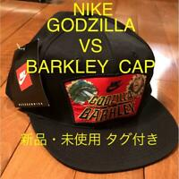 NIKE Godzilla VS Charles Berkley Cap Super Rare Men's NBA SFX Vintage