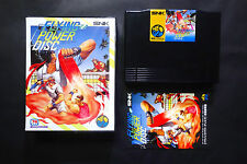 WINDJAMMERS Flying Power Disc SNK Neo Geo AES Good.Condition JAPAN