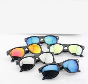 Kids Wayfare Sunglasses Children Boys Girls Classic Vintage Retro Shades UV400
