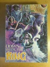 Down with the King  COMPLETE by Avalon Hill,