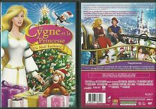 DVD - LE CYGNE ET LA PRINCESSE : UN NOEL ENCHANTE ( DESSIN ANIME ) / COMME NEUF