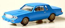 Buick Regal Grand National Coupe 1987 blau blue 1:87 Herpa 022026