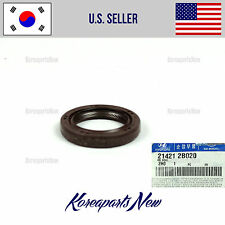 CRANKSHAFT SEAL FRONT CASE 214212B020 ACCENT VELOSTER RIO SOUL 1.6L 2012-2016