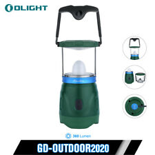 Olight Olantern Grau 360 Lumen 80-Stunden Taschenlampe Wiederaufladbare outdoor