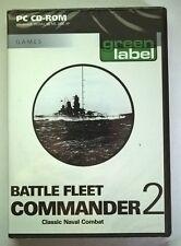 Battle Fleet Commander 2, PC CD-Rom Game