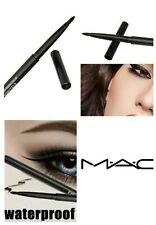 2x MAC Retractable Waterproof Eyeliner BLACK Pencil enriched Vitamin USA SELLER