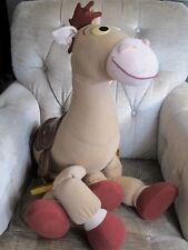 Genuine Toy Story Disney Pixar Giant Bullseye Horse Muñeca aproximadamente 30 Pulgadas-Raro