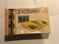 Magnavox Odyssey 300 In Box Pong Unit Incomplete Untested