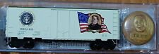Micro-Trains Line #07400131 William H. Taft (Presidential Car) 40' Boxcar w/Pin