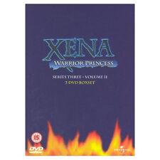 XENA WARRIOR PRINCESS SERIES THREE VOLUME TWO NEW SEALED DVD 3 2 Vol Season