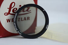 LEICA LEITZ 13359 POALRIZING LENS FILTER WITH CASE AND BOX