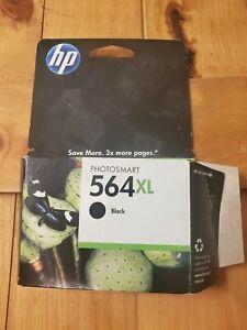 New Genuine HP 564XL Black Ink Cartridge 2012