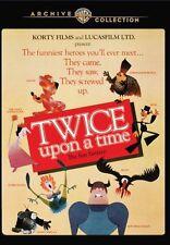 TWICE DESPUÉS DEL A TIME dvd (1983) - John Korty , Charles SWENSON