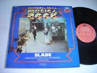 Slade Historia De La Musica Rock 1972 Stereo Import LP VG++