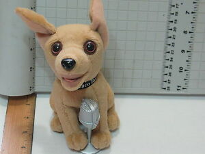 Talking Chihuahua Plush Toys Taco Bell Kids Meal