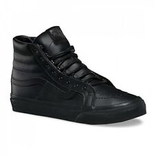 Vans Damen Sk8 Hi Slim High Rivet Sneaker Schuhe Schnürschuhe Schwarz