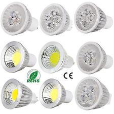 à variation B22 GU10 MR16 gu5.3 6W 9W 12W 15W DEL Ampoule Spot Lumière