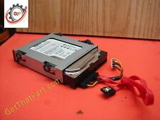 Sharp MX-C401 2600 C310 Complete Sata HDD Hard Drive with Cage Cables