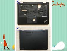 New Lenovo ThinkPad L380 Yoga 20M7 20M8 Upper Case Palmrest Cover & Bottom Case