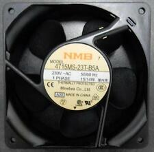 NMB TECHNOLOGIES - 4715MS-23T-B5A - FAN, 120MM, 230VAC