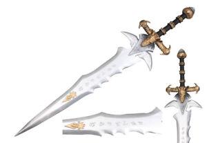 """43"""" Wow Frostmourne Lich King Arthas Foam Sword Cosplay Costume LARP Battle Gift"""