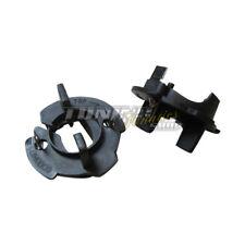2x Xenon faro lampadina adattatore per HID KIT H7 TIPO B per VW E AUDI