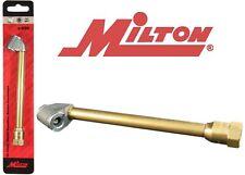 Milton Industries S690 Dual Head Air Chuck Tire Tool New Free Shipping Usa